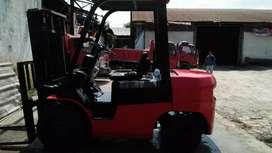 Forklift Nissan EP 3 ton 2016