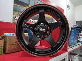 Velg Mobil Honda Stream Ring 15 HSR Wheel Type KAILOLO