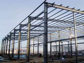 Steel Structures, PEB Shed, Marquees & Industrial Sheds in Pakistan