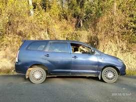 Toyota Innova Navy Blue (Price Negotiable)