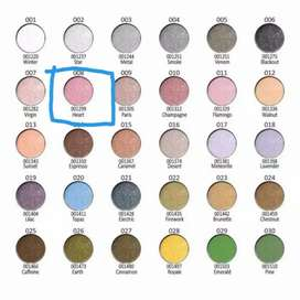 Martinez eyeshadow glitter 08 Heart / eyeshadow murah