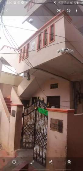 Registered property with 2 wheeler parking only independent house
