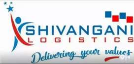 Parcel delivery boys for Shivangani Logistics at sagar