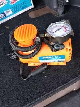 kompresor mini orange