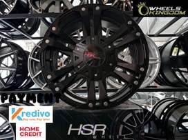 Ready Velg Mobil Murah MONGO H1407 HSR R20X9 H10X114,3-127 ET20 SMB