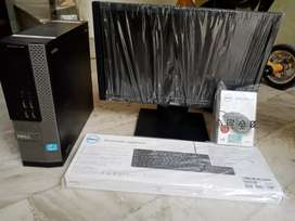 Dell i7 slim PC 8gb ram 500gb hdd 2gb graphics box pack only cpu price