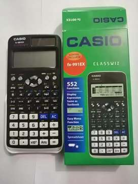 Calculater Casio fx 991EX