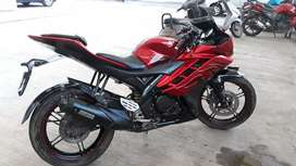 R15 V2, special color, best maintenance, VIP number