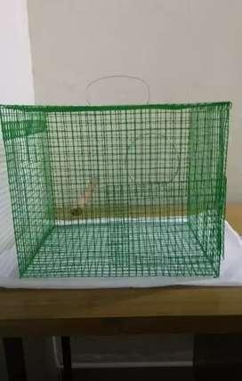 Cage making custom sizes