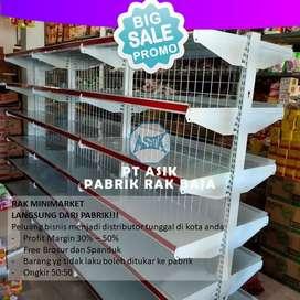 Distributor Rak Supermarket Rak Ritel Area Temanggung