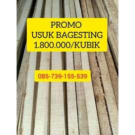 USUK BAGESTING 1.800.000/KUBIK