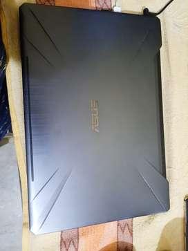 Asus TUF FX504GE LAPTOP i5- 8th Gen 1050Ti(4GB)  8 GB RAM 128gb SSD