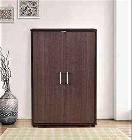 Hometown Henley wooden multipurpose cabinet cupboard shelf shoe rack