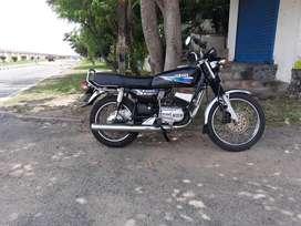 Yamaha RX 135 YEIS 2002 MODEL