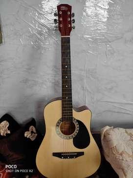 Guitar Full Set (With Strings,Belt and guitar bag)
