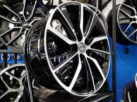 Velg mini cooper cabrio mercy Lexus ES AMW5039  18x8.0 5x114.3  73.1 E
