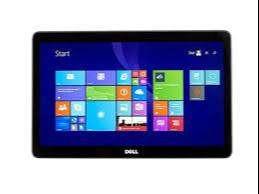 Dell Core M 5Y71- Dell Windows touch screen