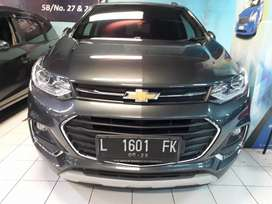 CHEVROLET TRAX 1.4 TURBO PREMIER AT 2018#AUTOMATIC#METIK#ENDANG