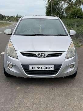 Hyundai i20 2009-2011 1.4 Magna ABS, 2010, Diesel