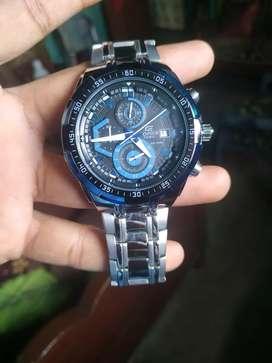 Casio edifice wrist watch