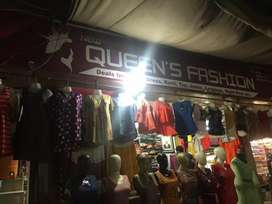 Shop on first floor at  prime location on circular road 12 no.