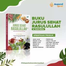 JURUS SEHAT RASULULLAH by Dr Zaidul Akbar