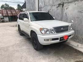 Toyota Land Cruiser Cygnus V8 4.7 AT