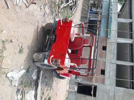 MAHINDRA CLASSIC WITH DI ENGINE NEW BATTERY,TYRES & MODIFIED