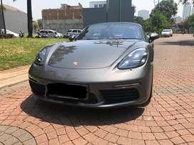 Porsche Boxter S NIK 2016