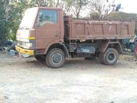 Tata 909 tipper