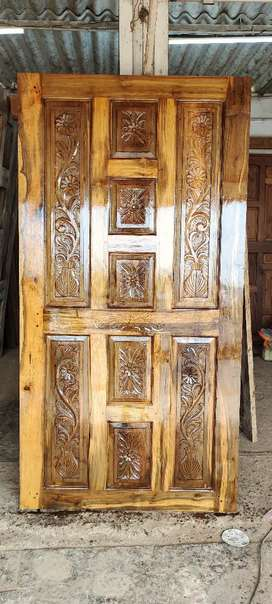 Doors and frams