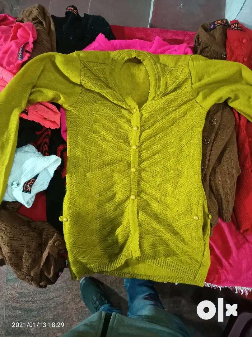 Ladies cardigan in wholesale price quantity minimum 3 piece 0