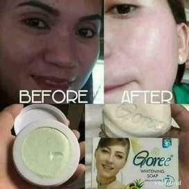 Original Goree Cream n soap