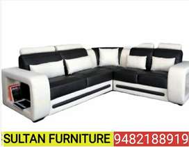 Free home delivery  Casastyle Leximus 6 Seater L Shape