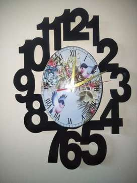 Wall clock customize with ur own photos dail