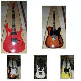 Gitar elektrik murah gratis ongkir