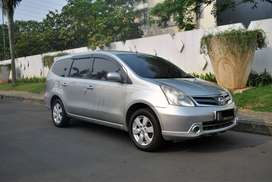 Grand Livina SV 1500cc automatic 2011, DP 17jutaan, Unit ready