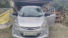 Hyundai EON 2013 Petrol Well Maintained