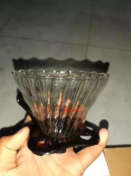 V60 drip acrilyc krishome