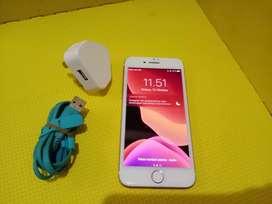 Dijual iPhone 7 32G icloud aman ready pakai