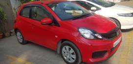 Honda Brio S Manual, 2017, Petrol