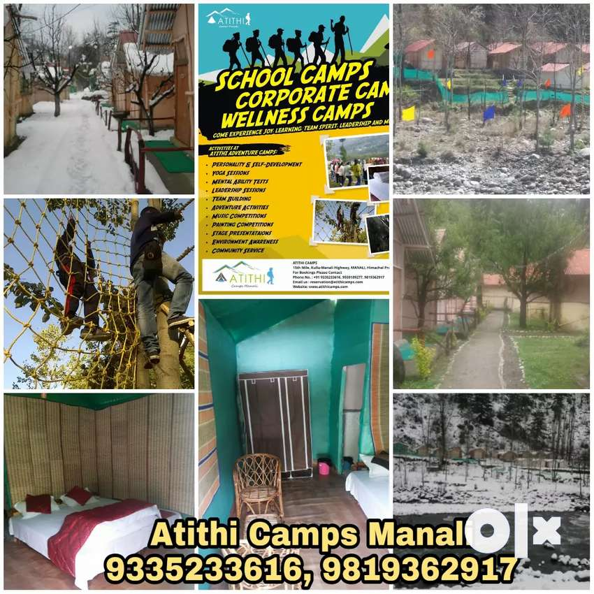 Camping Site at Manali for Lease for 10 yrs 0
