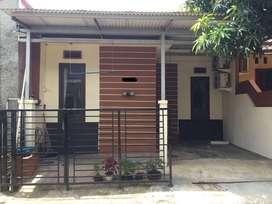 Rumah minimalis selangkah ke stasiun sudimara, tanah 72m siap huni