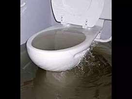 jasa servis mampet dan SEDOT WC  kuras limbah ( garansi 1 bulan )