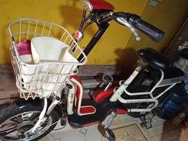 Sepeda Selis mulus normal semua no minus