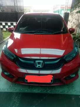 Mobil Honda Brio 1.2 Bekas