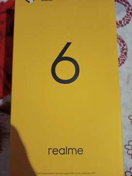 Only 23 days old realme 6