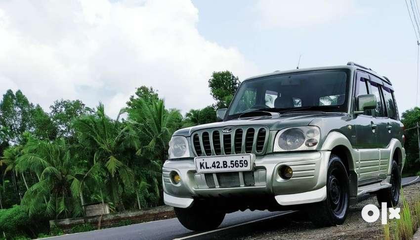 Mahindra Scorpio LX BS-III, 2008, Diesel 0