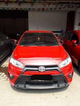 """Toyota Yaris S TRD Matic """"2016"""" Merah"""