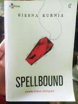 Buku Novel Spellbound Kembalikan Hidupku